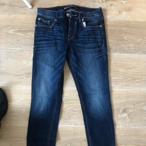 Express skinny jeans 4s